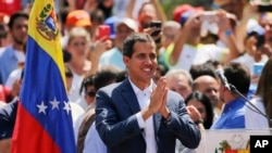 Venecuelanski opozicioni lider Juan Guaido