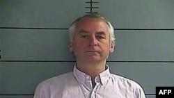 """Osumnjičeni Pol """"Dag"""" Piters u zatvoru La Grandž u Kentakiju, 16. avgust 2011."""