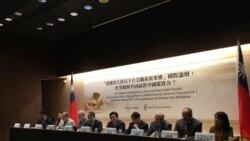 学者: 美台合作对抗中国锐实力进入罕见关键期