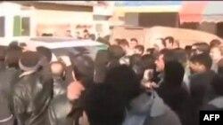 Suriyada hökumət qüvvələri mülki vətəndaşları öldürməkdə davam edir