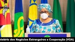 Sterrgomena Tax - Secretária Executiva da SADC
