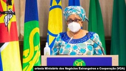 SADC defende acções coordenadas para apoiar combate ao terrorismo em  Moçambique