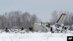 Los funcionarios médicos dijeron a la prensa estatal rusa que por lo menos cinco personas continúan en estado crítico.