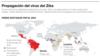 Mais de metade dos americanos cancelam viagens para países afectados com o vírus zika