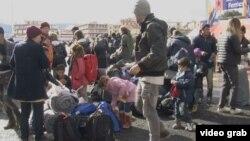 Migranti na grčkom ostrvu Lezbos
