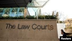 دادگاهی که درباره «منگ ونژو» مدیر مالی شرکت بزرگ هواوی تصمیم گرفت.