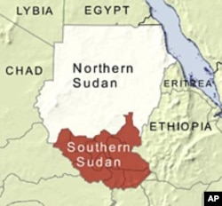 Southern Sudan's Vice President Calls for Extension of UN Mandate