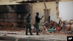 12.000 personas han sido asesinadas por Boko Haram y otras 8.000 han sido heridas en los últimos cinco años.