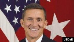 ژنرال مایک فلین مدیر پیشین آژانس اطلاعات دفاعی آمریکا