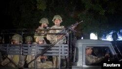 파키스탄 정부군 (자료사진)