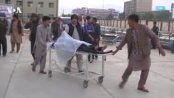 Новая волна насилия в Афганистане на фоне вывода военных США