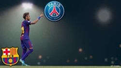 Neymar Signs Record-Shattering $260 Million Transfer Deal With Paris St-Germain