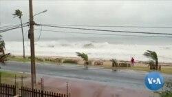 Moçambique, ciclone Kenneth entra por Cabo Delgado