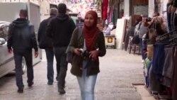 Պաղեստինցի աղջկա համար լուսանկարչությունն ինքաարտահայտման դրսևորում է