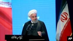 Perezida wa Irani Hassan Rouhani