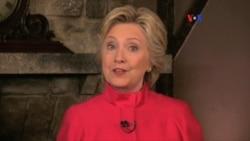 ¿Quién es Hillary Clinton?