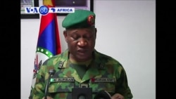 VOA60 AFRICA - JANUARY 13, 2015