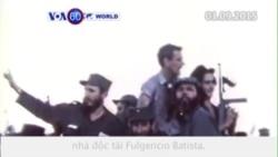 Cuba kỷ niệm ngày lật đổ nhà độc tài Fulgencio Batista (VOA60)