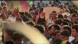 Нове переселення народів: Хвиля біженців до ЄС у цифрах. Відео