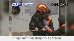 Số người chết vì lũ lụt tại TQ lên tới 181 người (VOA60)