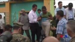 川普震後向墨西哥總統表示慰問