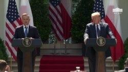 Підсумки візиту президента Польщі до США. Відео