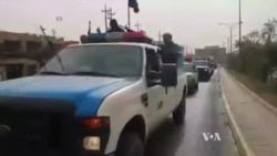 Pentagon: ISIL 'Stretched' in Iraq