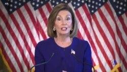 美國眾議院議長佩洛西:正式啟動對特朗普彈劾調查