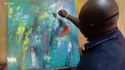 Sénégal : Des oeuvres d'art en souvenir du coronavirus