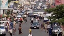 Amapikipiki Yaciwe ku Mugoroba muri Bujumbura