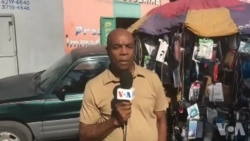 Ayiti-Iram: Sitiyasyon ti Machann nan Estasyon Jakmèl yo nan Pòtoprens apre Pasaj Siklòn nan