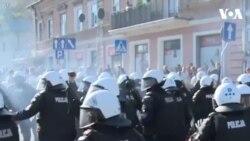 Cảnh sát Ba Lan bảo vệ cuộc diễu hành LBGT