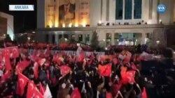 Erdoğan Balkon Konuşması: 'Gönüllere Yeterince Giremedik'