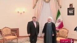 نشست مقامات ایران و آلمان در تهران