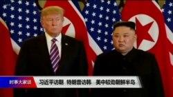 焦点对话:习近平访朝,特朗普访韩,美中较劲朝鲜半岛