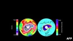 Ozon Tabakasında Rekor Delik