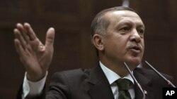 Thủ tướng Thổ Nhĩ Kỳ Recrp Tayyip Erdogan