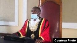 Harare mayor, Jacob Mafume