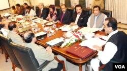 PM Yusuf Raza Gilani mengadakan pertemuan khusus dengan para pejabat keamanan Pakistan (25/5).
