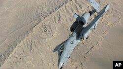 نیروهای مستقر خارجی در افغانستان هنگام ضرورت به نیروهای افغان حمایتهای هوایی را فراهم میسازند