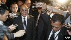 Ngoại trưởng Bắc Triều Tiên Pak Ui Chun