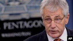 Sekretar za odbranu Čak Hejgel će, prema pisanju Njujork Tajmsa, najaviti smanjenje obima američke vojske