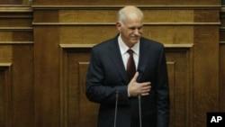 希臘總理表示盡快組建新聯盟政府。