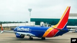 Лайнер Boeing 737 MAX 8