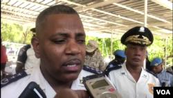 Direktè Jeneral Polis Ayiti a, DGPNH, Michel-Ange Gedeon