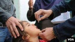 Afghanistan polio