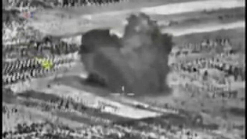 Russian Jets 'Intensifying' Airstrikes in Syria