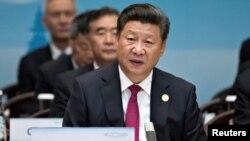 中國領導人習近平11月資料照。