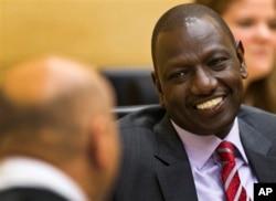 肯尼亚副总统威廉.鲁托