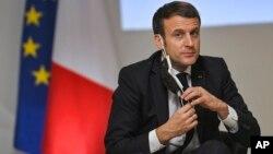 Presiden Perancis Emmanuel Macron membentuk komisi pencari fakta mengenai genosida di Rwanda tahun 1994.